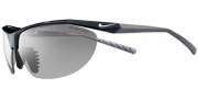 Nike Impel Swift EV0475 Sunglasses Sunglasses - EV0475-001 Black / Grey Lens