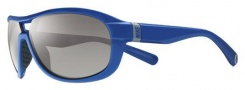 Nike Miler EV0613 Sunglasses Sunglasses - EV0613-405 Deep Royal / Grey Silver Flash Lens