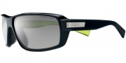 Nike Mute EV0608 Sunglasses Sunglasses - EV0609-095 Black / Volt / Grey Max Polarized Lens
