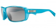 Nike Mute EV0608 Sunglasses Sunglasses - EV0608-407 Chlorine Blue / Grey Lens