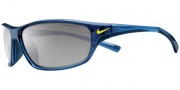Nike Rabid EV0604 Sunglasses Sunglasses - 401 Midnight Navy / Grey Lens