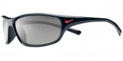 Nike Rabid EV0604 Sunglasses Sunglasses - EV0603-001 Black / Grey Lens