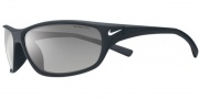 Nike Rabid EV0604 Sunglasses Sunglasses - EV0604-095 Matte Black / Grey Max Polarized Lens