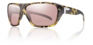 Smith Chief Sunglasses Sunglasses - Matte Tortoise / Polarchromic Ignitor