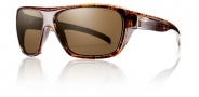 Smith Chief Sunglasses Sunglasses - Brown Linen / Polarized Brown