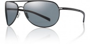 Smith Showdown Sugnlasses Sunglasses - Matte Black / Polarized Gray