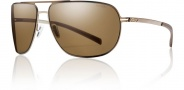 Smith Lineup Sunglasses Sunglasses - Matte Brown / Polarized Brown