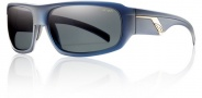 Smith Tactic Sunglasses Sunglasses - Blue Blazer / Polarized Gray