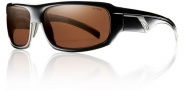 Smith Tactic Sunglasses Sunglasses - Black / Polarized Copper