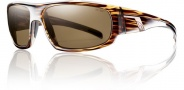 Smith Terrace Sunglasses Sunglasses - Mahogany / Polarized Brown