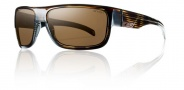 Smith Collective Sunglasses Sunglasses - Brown Stripe / Polarized Brown 