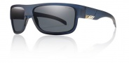 Smith Collective Sunglasses Sunglasses - Blue Blazar / Polarized Gray