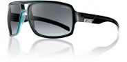 Smith Swindler Sunglasses Sunglasses - Black Lagoon / Polarized Gray Gradient