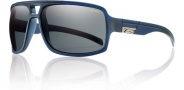 Smith Swindler Sunglasses Sunglasses - Blue Blazer / Polarized Gray 