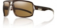 Smith Swindler Sunglasses Sunglasses - Brown Herringbone / Polarized Brown