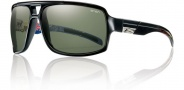 Smith Swindler Sunglasses Sunglasses - Pastran Signature / Polarized Gray Green