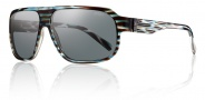 Smith Gibson Sunglasses Sunglasses - Blue Crush / Gray