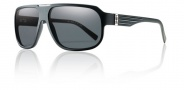 Smith Gibson Sunglasses Sunglasses - Matte Black / Polarized Gray