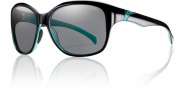 Smith Jetset Sunglasses Sunglasses - Black Lagoon / Polarized Gray