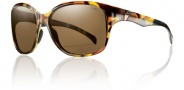 Smith Jetset Sunglasses Sunglasses - Vintage Tortoise / Polarized Brown