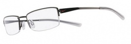 Nike 4222 Eyeglasses Eyeglasses - 001 Black Chrome 