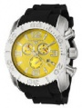 Swiss Legend Commander Chrono Watch 20067 Watches - 07 Yellow Face / Black Band