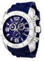 Swiss Legend Commander Chrono Watch 20067 Watches - 03B Blue Face / Blue Band