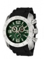 Swiss Legend Commander Chrono Watch 20067 Watches - 08 Green Face / Black Band