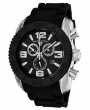 Swiss Legend Commander IP Bezels Watch 20067 Watches - 01-BB Black Face / Black Band