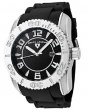 Swiss Legend Commander 3H Watch 20068 Watches - 03 Black Face / Black Band