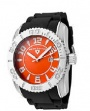 Swiss Legend Commander 3H Watch 20068 Watches - 06 Orange Face / Black Band