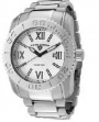 Swiss Legend Commander 3H Bracelet Watch 10059 Watches - 22 White Face / Silver Face
