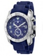 Swiss Legend Commander Rubber Buckle Watch 20065 Watches - 03B Blue Face / Blue Band