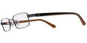 Nike 5550 Eyeglasses Eyeglasses - 036 Matte Dark Gunmetal