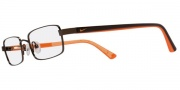 Nike 5550 Eyeglasses Eyeglasses - 250 Light Brown 