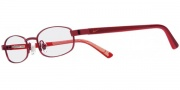 Nike 5555 Eyeglasses Eyeglasses - 625 Pro Red