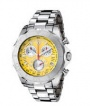 Swiss Legend Tungsten Pro Watch T8010 Watches - T8010-77 Yellow Face