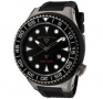Swiss Legend Neptune Diver Gunmetal IP Watch 21818 Watches - 21818D-GM-01-NB Black Face / Black Band