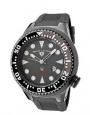 Swiss Legend Neptune Diver Gunmetal IP Watch 21818 Watches - 21818D-GM-14 Gray Face / Gray Band