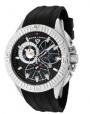 Swiss Legend Evolution Watch 10064 Watches - 10064-01SIL Black Face / White Dial