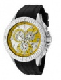 Swiss Legend Evolution Watch 10064 Watches - 10064-07 Yellow Dial