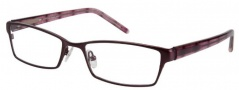 Modo 4010 Eyeglasses Eyeglasses - Dark Red