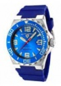 Swiss Legend Expedition Watch 10008 Watches - 03-BLB Aqua Face / Aqua Crown / Blue Band