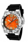 Swiss Legend Expedition Watch 10008 Watches - 06 Orange Face / Black Band