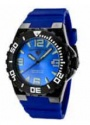 Swiss Legend Expedition Watch 10008-BB Watches - BB-03 Blue Face / Black Bezel / Blue Band