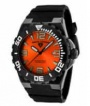 Swiss Legend Expedition Watch 10008-BB Watches - BB-06 Orange Facen / Black Bezel / Black Band