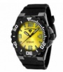 Swiss Legend Expedition Watch 10008-BB Watches - BB-07 Yellow Face / Black Bezel / Black Band