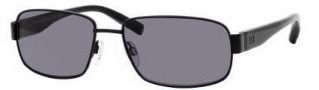 Tommy Hilfiger 1080/S Sunglasses Sunglasses - 0MPZ Matte Black / 3H Smoke Polarized Lens