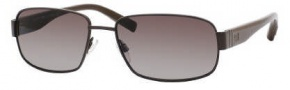Tommy Hilfiger 1080/S Sunglasses Sunglasses - 0WHN Matte Brown / HA Brown Gradient Lens