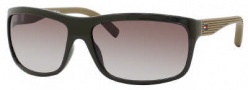 Tommy Hilfiger 1081/S Sunglasses Sunglasses - 0WIO Green / DB Brown Gray Gradient Lens